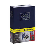 "Книга-сейф ""Английски словарь"" Синяя, фото 1"