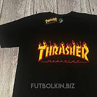 Футболка мужская Thrasher MAGAZINE Наши фото