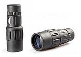 Монокуляр Bushnell 16x52. Зум 16 разів на 8000 м, нічний вигляд, 2 фокусу, фото 8