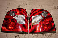 Задние фонари Volkswagen polo 2005 гв.из Европы оригинал 6q6945257a 6q6945258a