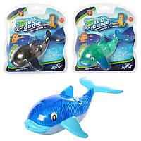 Игрушка для ванной дельфин со световым эффектом, YG40S