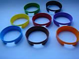 Кольцо цвеное 1шт для радиомикрофона Sennheiser ew100/135 g3, фото 2