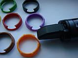 Кольцо цвеное 1шт для радиомикрофона Sennheiser ew100/135 g3, фото 5