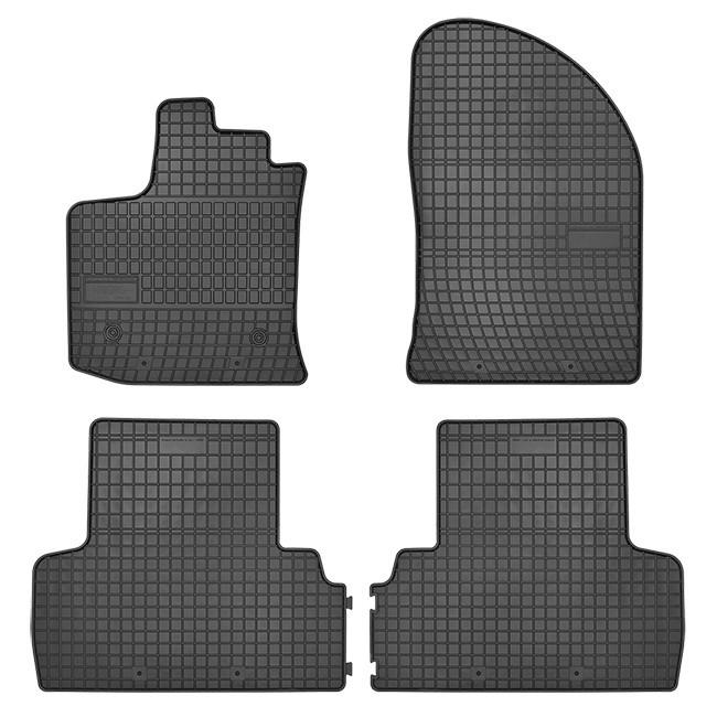 Коврики в салон Renault Lodgy 2012- модельные резиновые Elegant EL 20542629