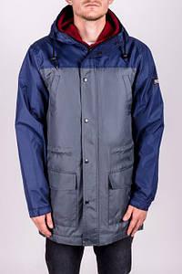Парка\куртка\ветровка Outfits - TLM Navy/Gray (чоловіча\мужская) Весна-Осінь