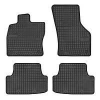 Коврики в салон Seat Leon III с 2013- модельные резиновые Elegant EL 200397