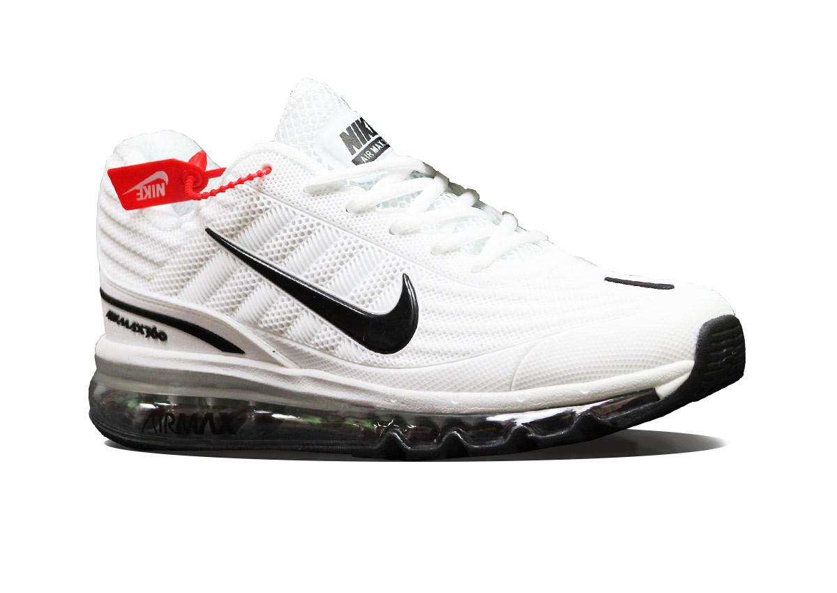 37919a0d3247 Кроссовки мужские Nike Air Max 360   Найк Аир Макс 360 (4 цвета) р ...