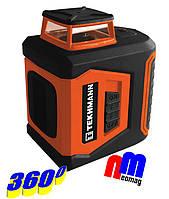 Лазерный уровень Tekhmann TSL-5. 360 градусов .Гарантия 3 года.