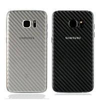 Карбоновая защитная пленка для Samsung Galaxy S7 G930, фото 1