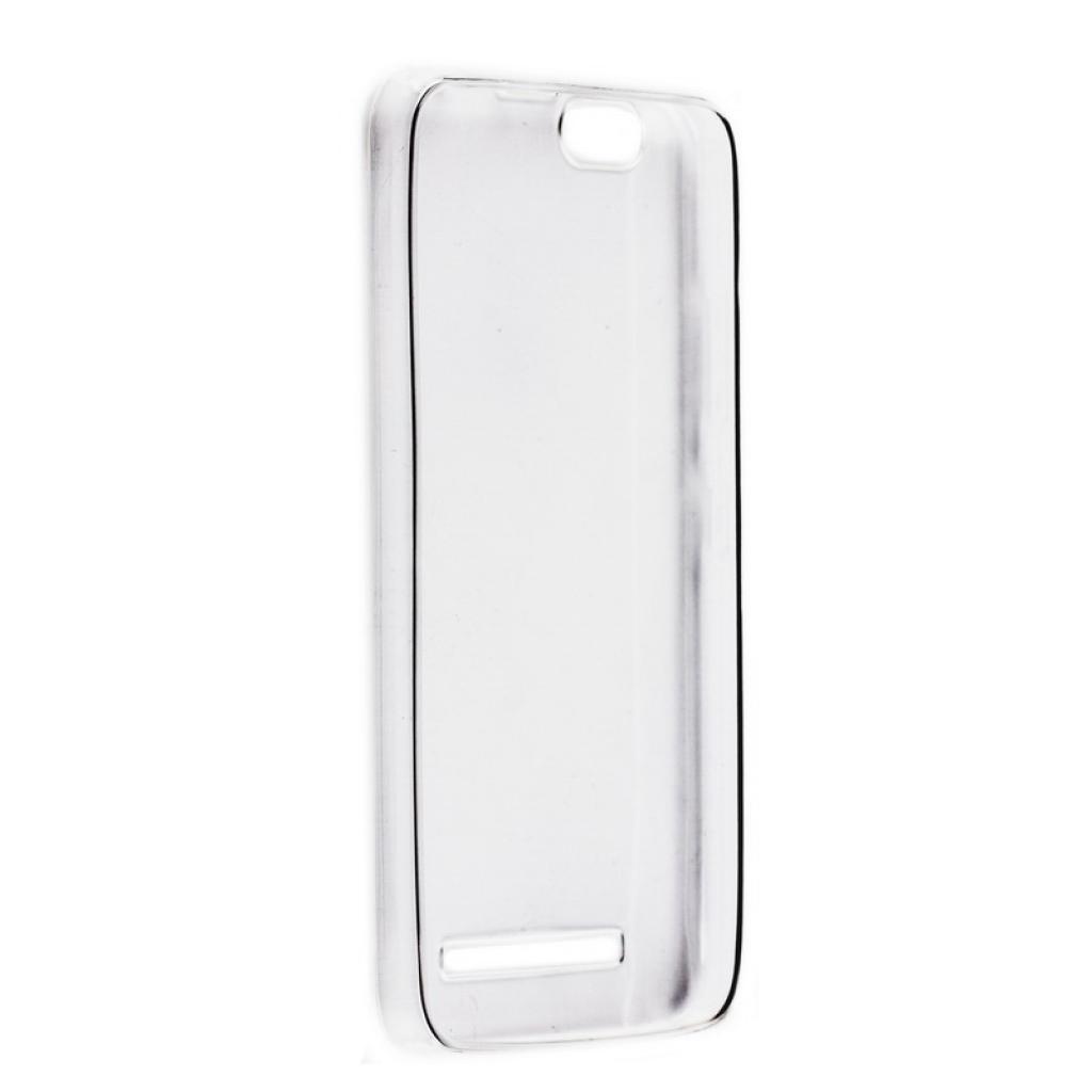 Drobak Ultra Pu Lenovo Vibe C A2020 Clear 219261 White