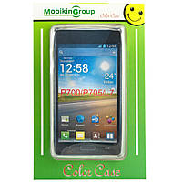 Чехол Mobiking Samsung S5282 White/Silicon (24322)