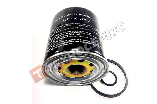 Фільтр вологомаслоосушувача, осушувач повітряної системи ( 432 410 020 2)