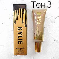 Тон-корректор KYLIE Lock-it concealer/correcteur.