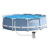 Круглый каркасный бассейн Intex 305 х 76 см (28702)