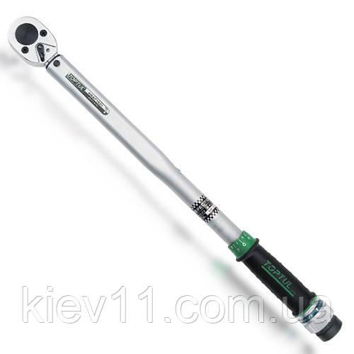 """Ключ динамометрический 1/4""""x350mm(L)  6-30Nm  TOPTUL ANAF0803"""