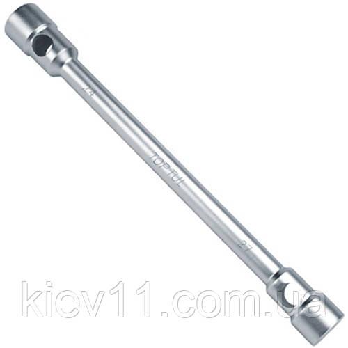 Ключ баллонный 24х27мм  TOPTUL CTIA2427A