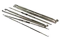 Крючки металлические двусторонние 12см:Взять все номера