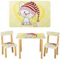 Детский столик 501-17-1