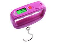 Весы Кантер QZ-606, 50кг (1г)  Фиолетовый
