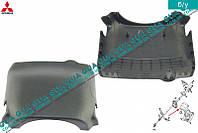 Молдинг / накладка/ кожух рулевой колонки верхний  MR346658 Mitsubishi / МИТСУБИШИ PAJERO III 2000-2006 / ПАДЖЭРО 3 00-06