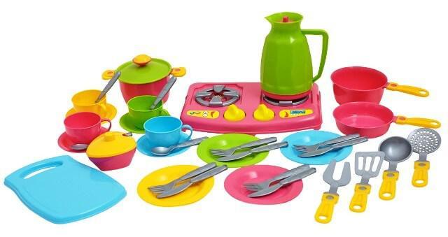 Игрушка Кухонный набор 7 ТехноК