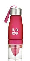 Бутылка 650мл H2O QC-650