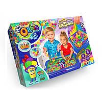 Набор 3 в 1 Big Creative Box Danko Toys 3+ Тестодля лепкиКинетический песок Орбис