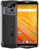 "UleFone Power 5 black 6/64 Gb, 6"", Helio P23, 3G, 4G, фото 1"