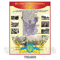 Стенд Велика вітчизняна війна
