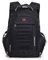 Рюкзак Wenger SWISSGEAR. Городской рюкзак Код SG14. Тактический рюкзак.  Стильный рюкзак. Удобный рюкзак Swiss, фото 1