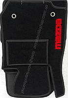 Ворсовые коврики Mazda 6 (GG) 2002-2007 VIP ЛЮКС АВТО-ВОРС, фото 1