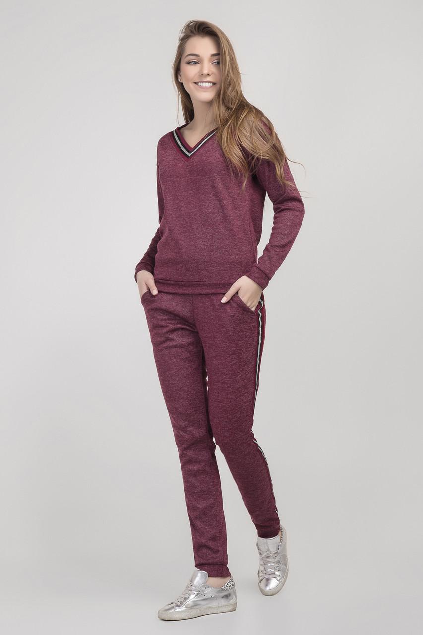 1d95e793 Молодежный спортивный костюм бордового цвета: продажа, цена в ...