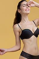 20332 Комплект женского нижнего белья Gisela черный (80B/L)
