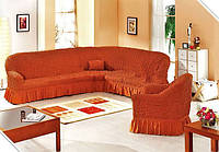 Для чего нужны натяжные чехлы на мягкую мебель?