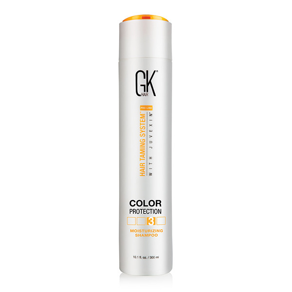 Увлажняющий шампунь Moisturizing Shampoo GKhair (Global Keratin), 300 мл