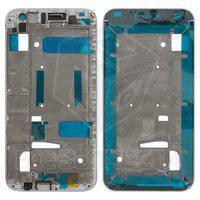 Рамка кріплення дисплея для смартфону Huawei Ascend G7 білого кольору