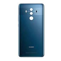 Задня кришка батареї для смартфону Huawei Mate 10 Pro синього кольору