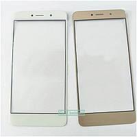 Скло корпусу для смартфону Huawei Nova Lite+, Y7 (2017) білого кольору