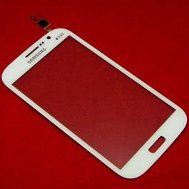 Сенсорный экран для смартфона Samsung i9082 Grand Duos, тачскрин белый