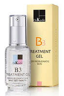 Лечебный гель для проблемной кожи B3 Treatment Gel For Problematic SkinDr. Kadir 30 мл