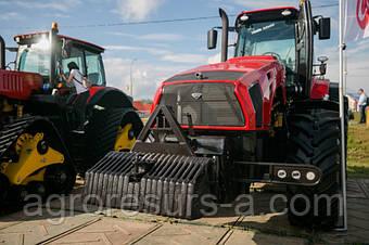 МТЗ презентовал IT-трактор Belarus 4522 за €200 тыс.