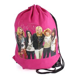 Детский рюкзак-сумка под сменку разных цветов