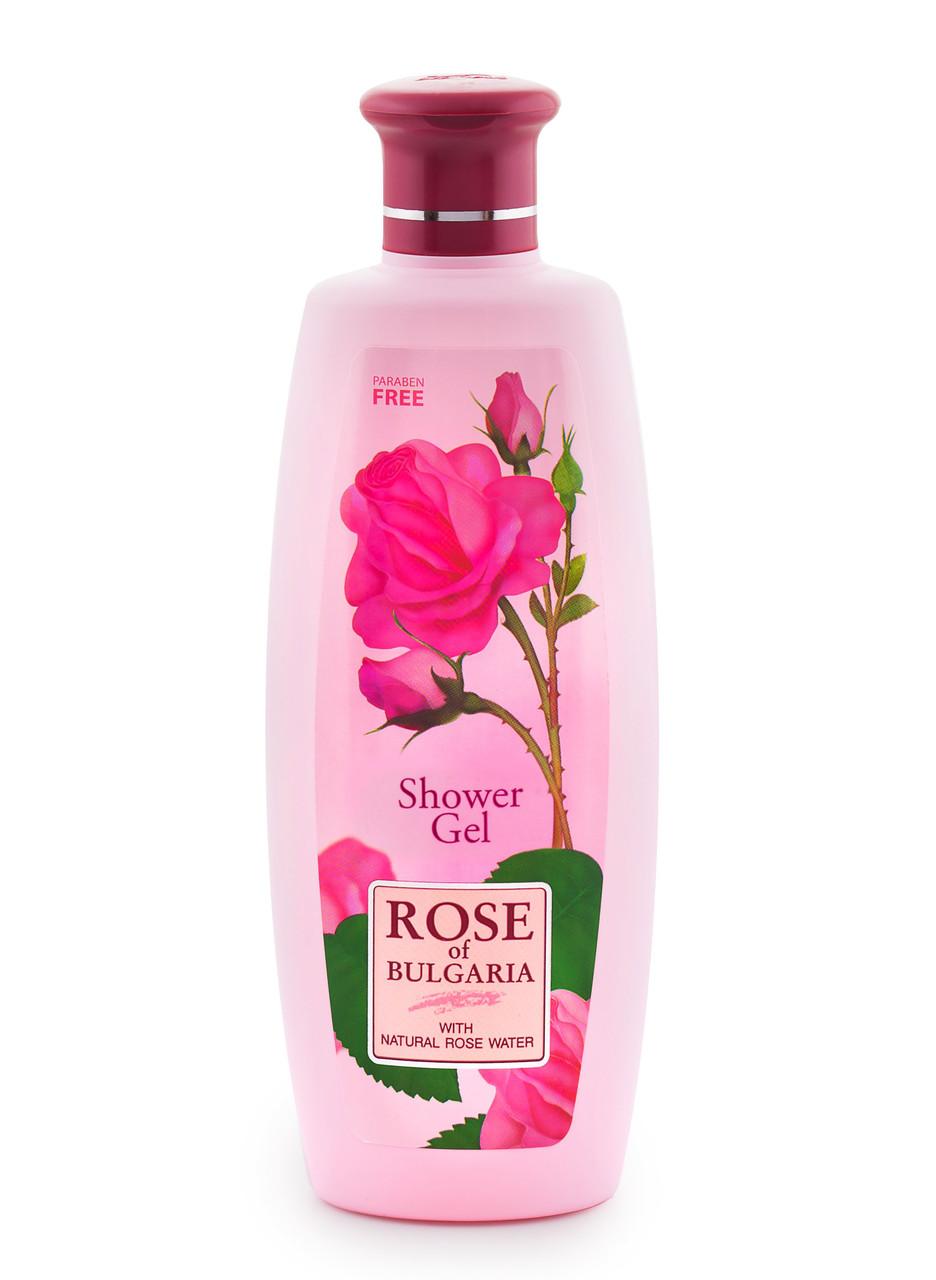Гель для душу Rose of Bulgaria від BioFresh 330 мл