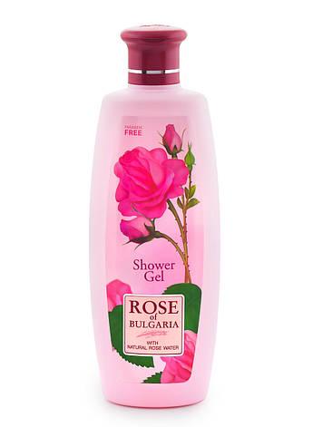 Гель для душу Rose of Bulgaria від BioFresh 330 мл, фото 2