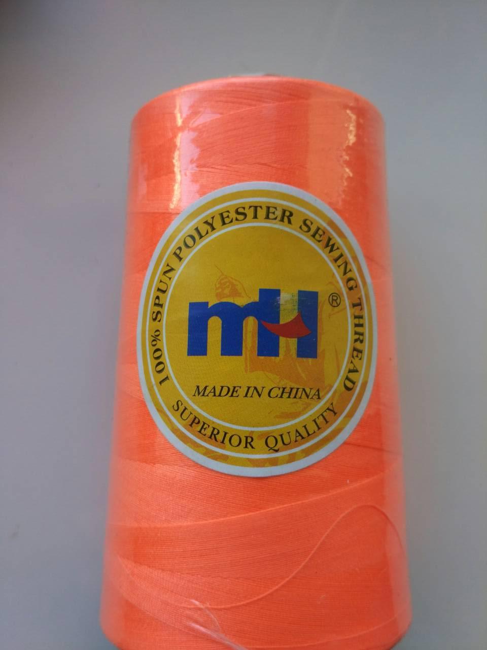 Нитка швейна MH 40S  білий