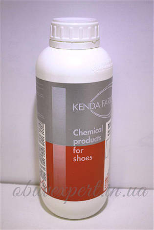 Краска  для уреза кожи Orly BT Extramat  557714, белый экстра мат, 1L, на водной основе, фото 2