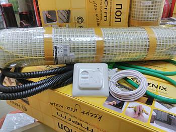Терморегулятор + нагревательный мат 6.4 м.кв Fenix In-Term (Чехия)