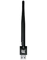 USB Wi-Fi адаптер GI MT7601 5dBi 18.5 см