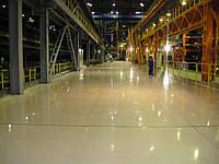 Изготовление промышленного пола в промышленных зданиях
