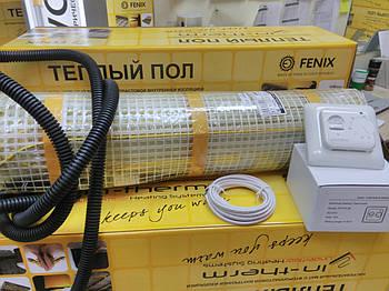 Теплый пол 3.2м.кв + терморегулятор In-Term (Чехия)